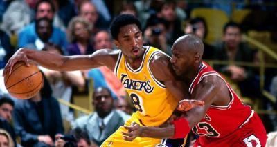 Kobe Bryant Diklaim Lebih Hebat dari Michael Jordan