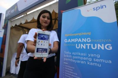 Agresif Kembangkan Market, SPIN Sasar Pembayaran MRT hingga Game Online