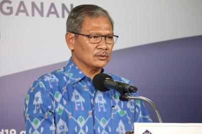 Kasus Covid-19 Bertambah 678, Pemerintah: Tidak Dimaknai Gambaran dari Keseluruhan Indonesia