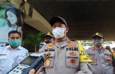 3.972 Polisi Dikerahkan Kawal Penerapan New Normal di Jakarta