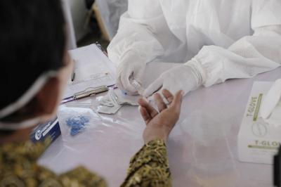 Sejumlah Karyawan BJB Depok Diisolasi Mandiri karena Reaktif Virus Corona