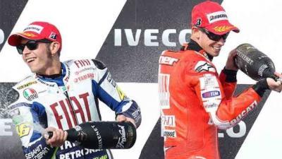 Lorenzo: Stoner Kuat, tapi Rossi Sempurna