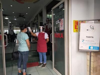 Penutupan Mal di Bogor hingga 4 Juni, Operasional Usaha Non Pangan Masih Dibatasi