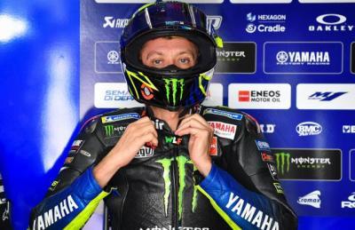 Pernat Ungkap Hal yang Buat Negosiasi Rossi Gabung Petronas Yamaha SRT Berjalan Alot