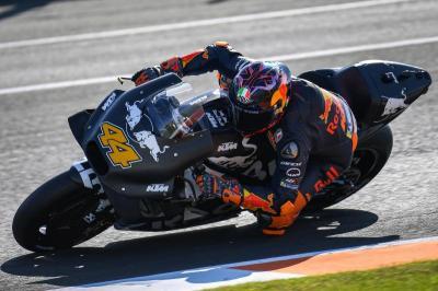 Manajer KTM Puji Espargaro yang Tampil Apik saat Latihan di Sirkuit Red Bull Ring