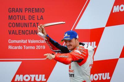 Gabung Ducati, Miller Berpotensi Hentikan Dominasi Marquez