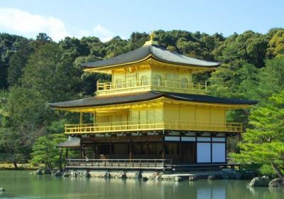 Mengagumi Golden Pavilion, Kuil yang Disepuh Emas di Kyoto Jepang