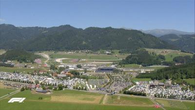 Dapat Izin dari Pemerintah Austria, Pembukaan F1 2020 Dilakukan di Sirkuit Red Bull Ring