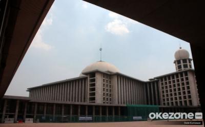 Aturan Lengkap Kegiatan di Masjid Selama Penerapan New Normal
