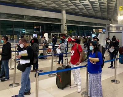 Pembatasan Penerbangan Diperpanjang, Ini Dokumen yang Wajib Dipenuhi Calon Penumpang