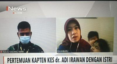 Curahan Hati Istri Prajurit TNI-AU: Pertama Kali Tak Bertemu saat Idul Fitri