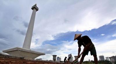 Cuaca Jakarta Cerah Berawan Hari Ini