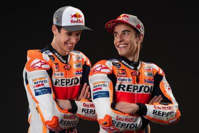 Bagi Alex, Marquez Adalah Rekan Setim Terbaik