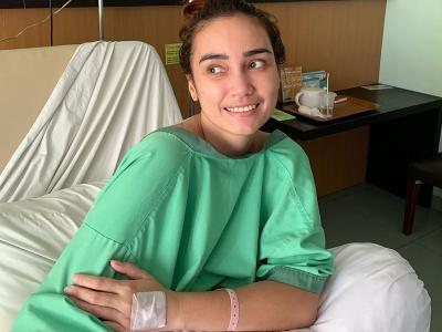 Feby Febiola Operasi Kista Ovarium, Kenali Gejala Penyakitnya