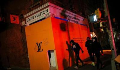 Deretan Butik Mewah yang Kena Jarah di Amerika, Gucci hingga Louis Vuitton