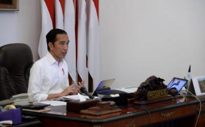 Presiden Jokowi Minta Program Ekonomi Dieksekusi dengan Cepat