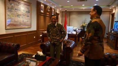 Panggil Ketua KPK, Mahfud MD Minta Hukum Ditegakkan Tanpa Pandang Bulu