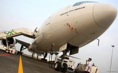 Pelaksanaan Haji Batal, Garuda Perlu Formulasi Penyelamatan Pendapatan