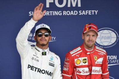 Jika Duetkan Hamilton-Vettel, Horner: Mercedes Akan Sering Sakit Kepala