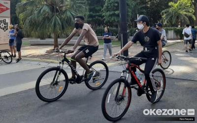 Patuhi 3 Aturan Ketat Ini Kalau Mau Olahraga di GBK Senayan