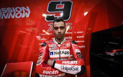 Manajer Pramac Ducati Dukung Petrucci Lanjutkan Karier di Superbike