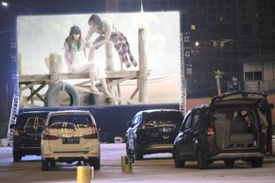 Bekasi Punya Drive In Cinema Mirip Korea Loh