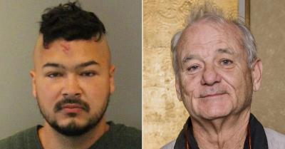 Serang Polisi saat Demo George Floyd, Putra Bill Murray Ditangkap