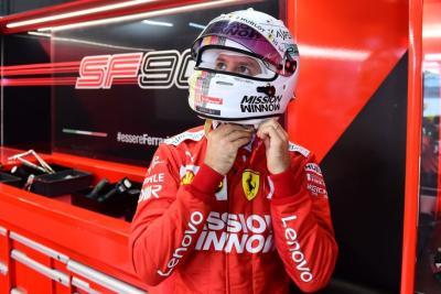 Mattia Binotto: Sulit bagi Ferrari untuk Lepaskan Sebastian Vettel