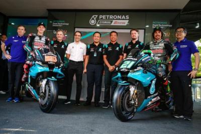 Razlan Razali Bicara Peluang Petronas Yamaha di MotoGP 2020