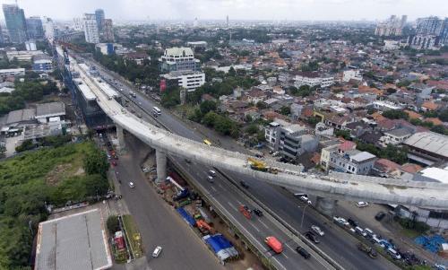 Jalur MRT Diperpanjang dari Lebak Bulus Sampai Rawa Buntu, Ini Rutenya