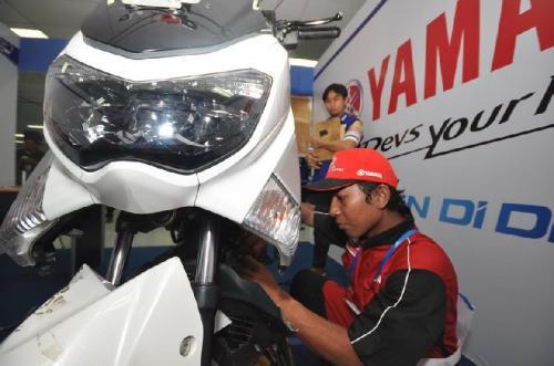 Siap-Siap! Yamaha Bakal Luncurkan Motor Roda Tiga Tahun Ini