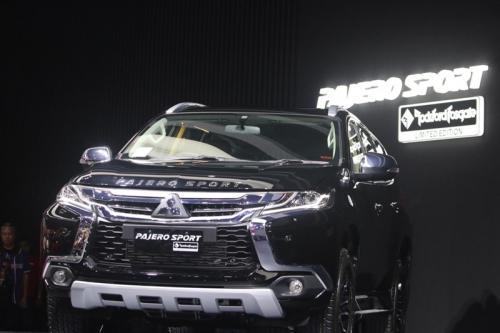 Penjualan Kendaraan Jauh Lampaui Target, Mitsubishi Raih Sukses Besar di IIMS 2018
