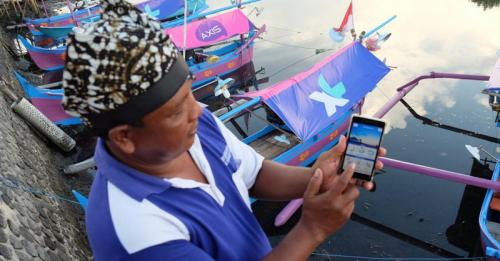Bantu Nelayan Banyuwangi, XL Hadirkan Aplikasi Laut Nusantara