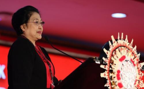 Sebut Pemilu 2019 Munculkan Disintegrasi, Megawati: Jangan Sampai Jadi Air Bah!