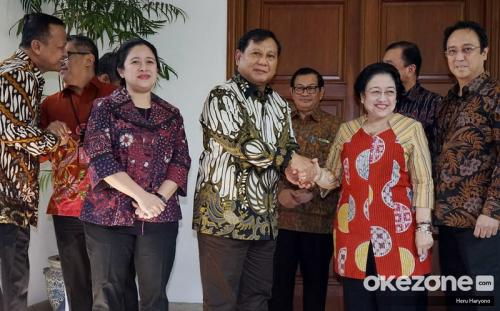 Mungkinkah Prabowo Diusung PDIP di Pilpres 2024?