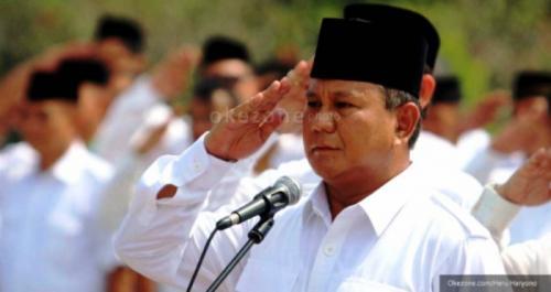 Prabowo Maju di Pilpres 2024, Gerindra: Kenapa Tidak?