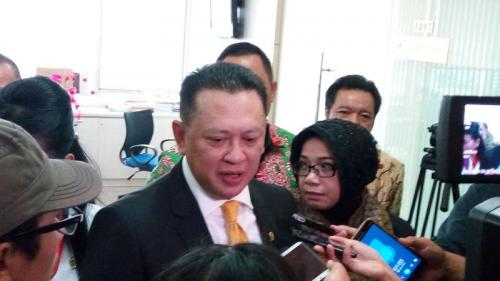 Bamsoet Belum Terima Laporan Revisi UU MD3 soal Pimpinan MPR
