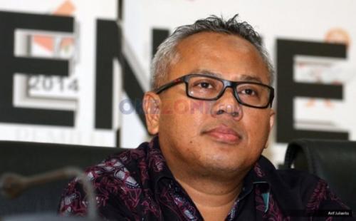 KPU Tetapkan 136 Anggota DPD Terpilih Periode 2019-2024