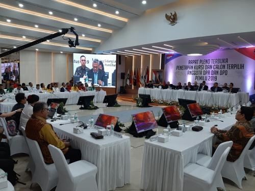 85 Calon Anggota DPR RI Terpilih Belum Serahkan LHKPN, dari Parpol Mana Saja?