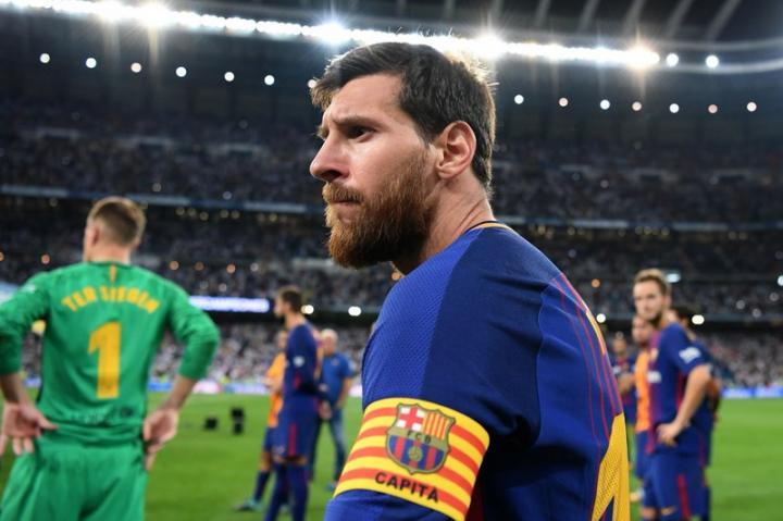 Belum Bubuhkan Tanda Tangan di Kontrak Barunya, Messi Segera Ikuti Jejak Neymar?